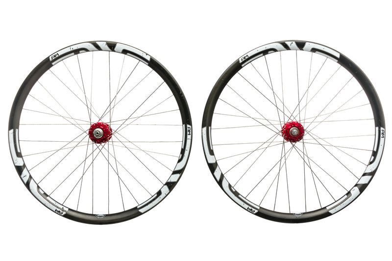 "Enve AM / Chris King Carbon Tubeless 27.5"" Wheelset drive side"