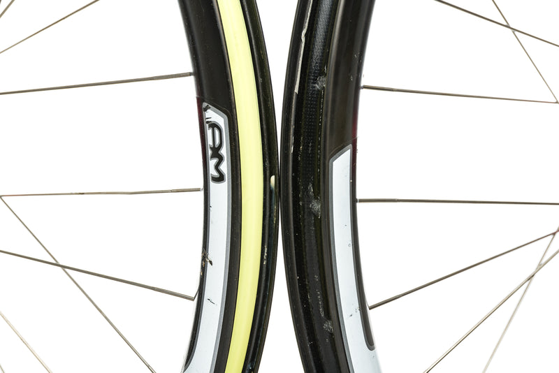 "Enve AM / Chris King Carbon Tubeless 27.5"" Wheelset front wheel"