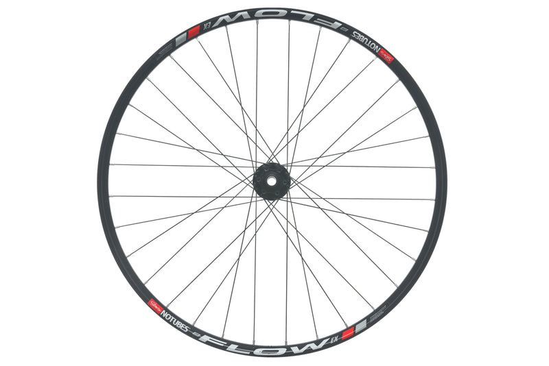 "Stan's NoTubes Flow Aluminum Tubeless 27.5"" Front Wheel drive side"