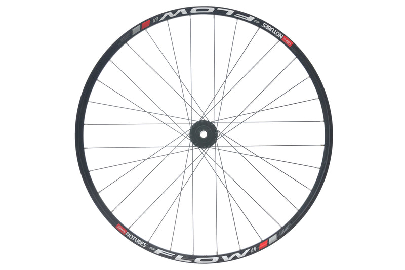 "Stan's NoTubes Flow Aluminum Tubeless 27.5"" Front Wheel non-drive side"
