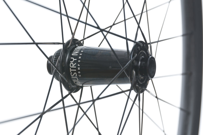 "Ibis / Industry Nine 935 Carbon Tubeless 29"" Wheelset sticker"