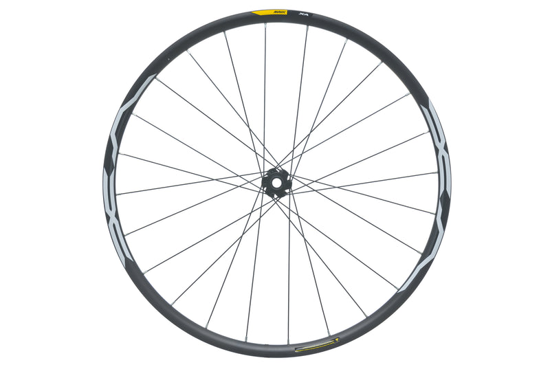 "Mavic XA Aluminum Tubeless 27.5"" Front Wheel drive side"