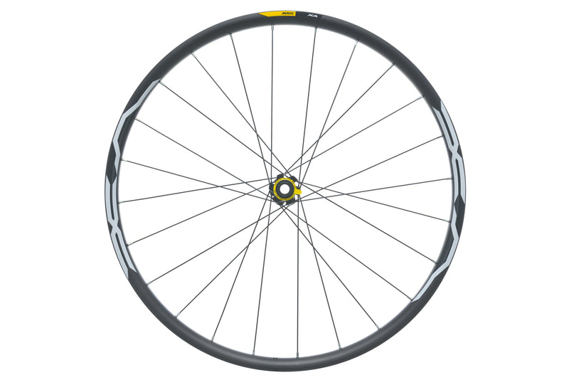 "Mavic XA Aluminum Tubeless 27.5"" Front Wheel non-drive side"