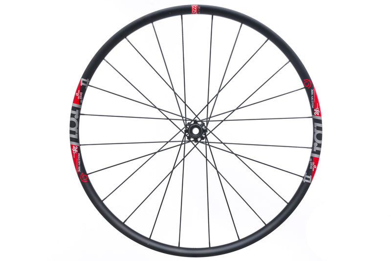 "Industry Nine Aluminum Tubeless 27.5"" Front Wheel drive side"