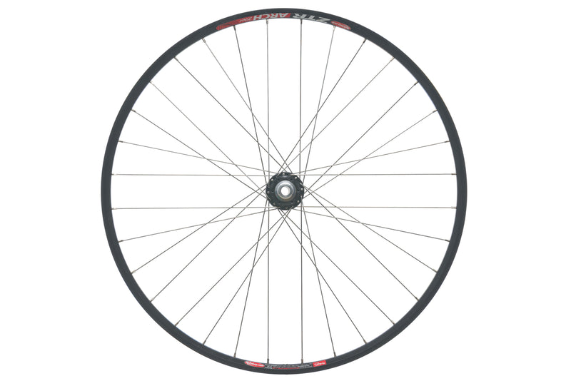 "Stan's NoTubes ZTR Arch Aluminum Tubeless 29"" Front Wheel drive side"