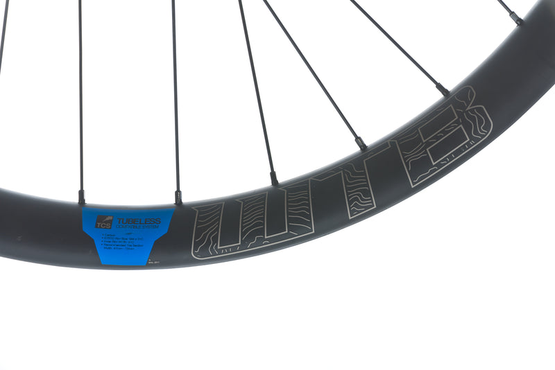 "WTB Ci31 Carbon Tubeless 27.5"" Front Wheel cockpit"