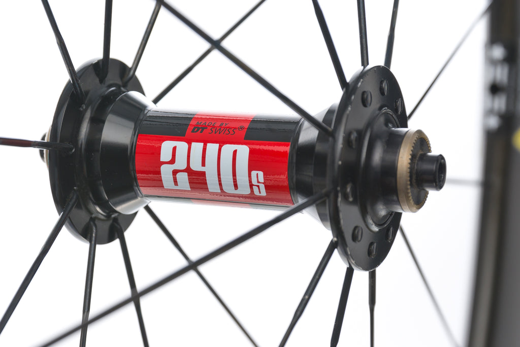 Enve SES 7.8 Carbon Clincher 700c Wheelset sticker
