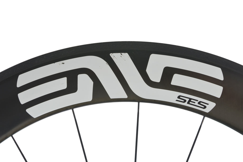 Enve SES 7.8 Carbon Clincher 700c Wheelset cockpit