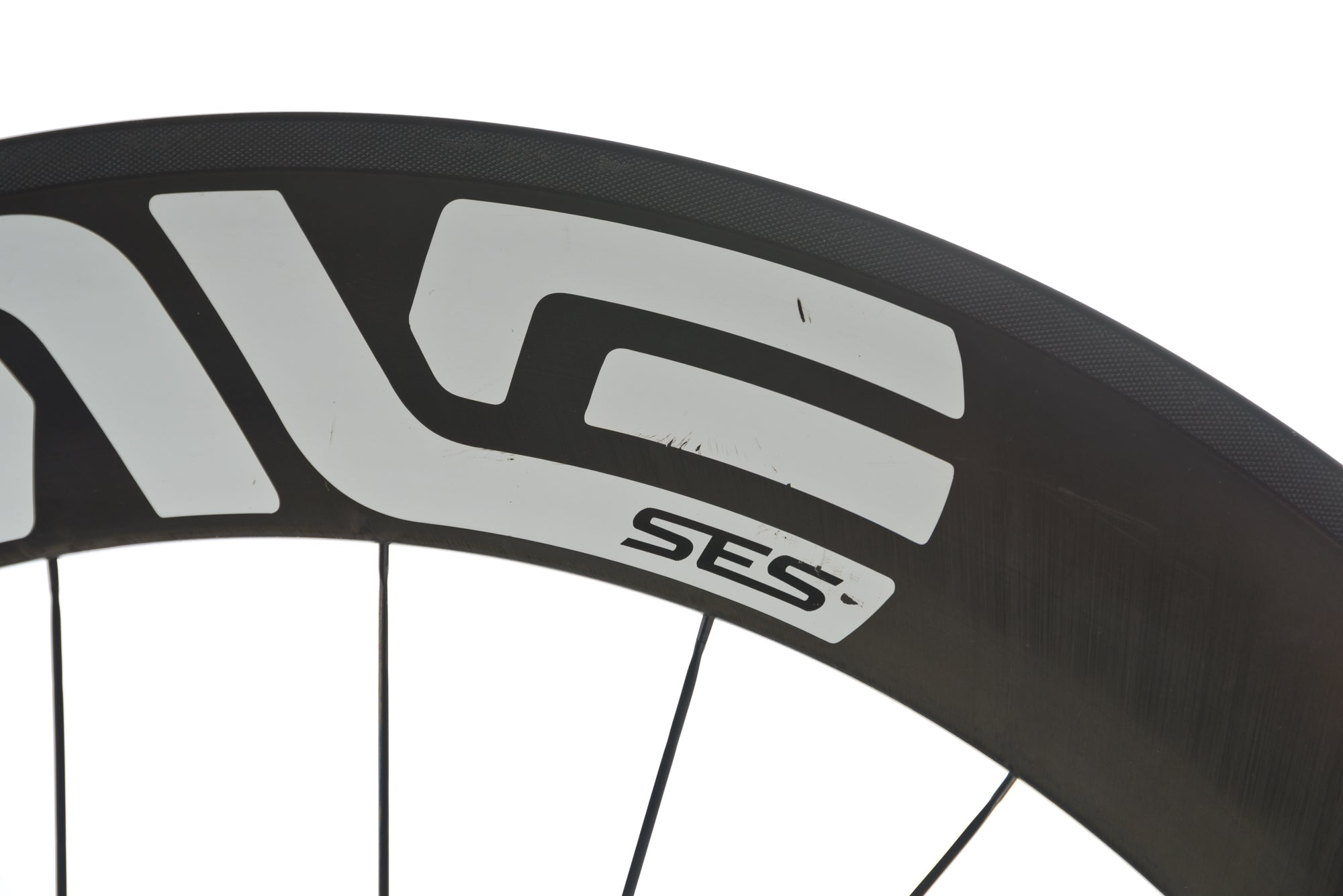 Enve SES 7.8 Carbon Clincher 700c Wheelset detail 1