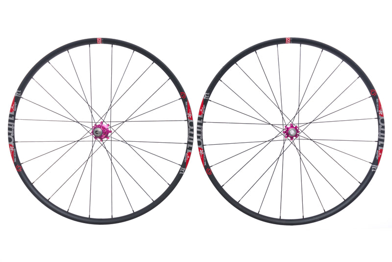 "Industry Nine Ultralite CX Wheelset 29"" drive side"