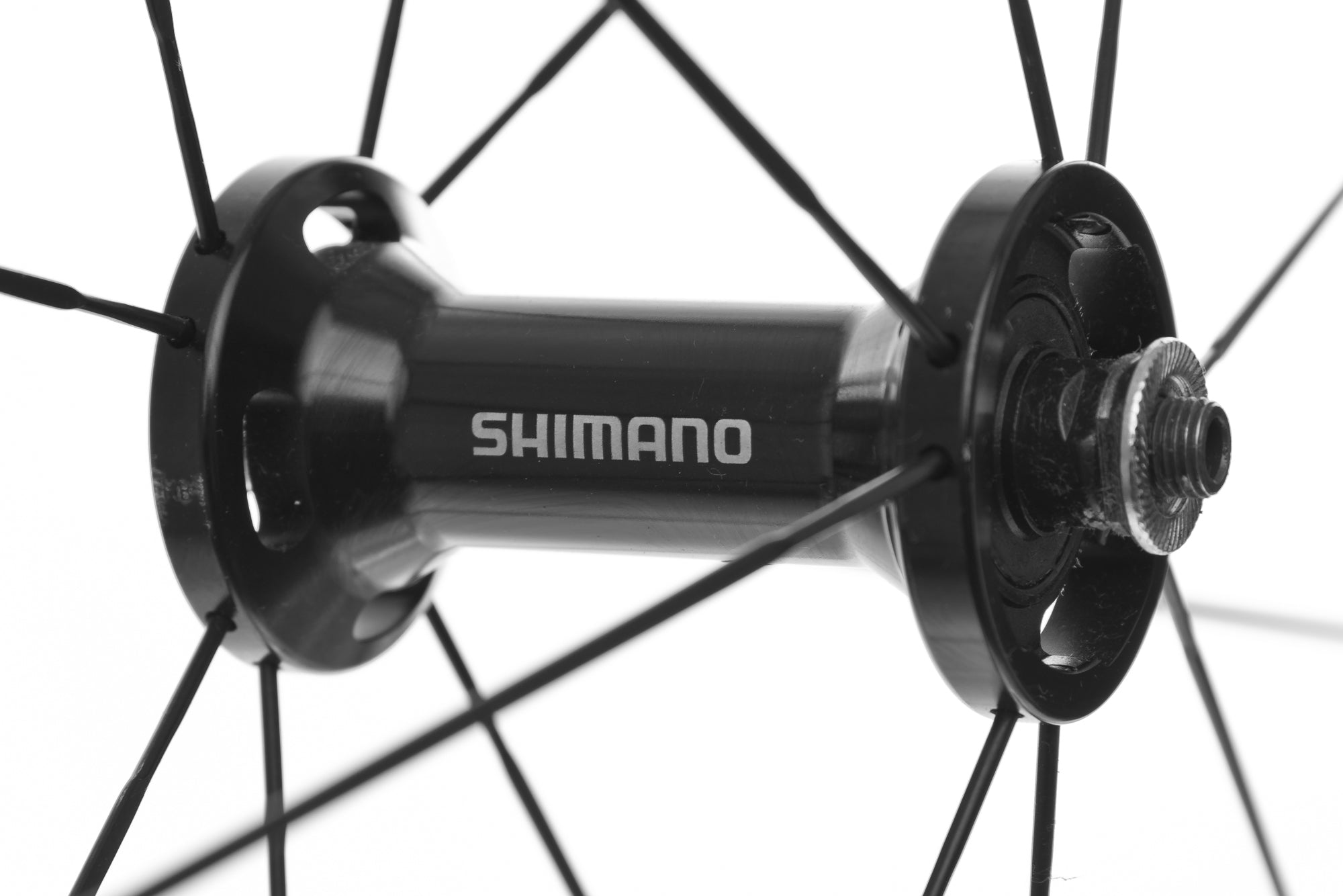 Shimano RS31 Aluminum 700c Wheelset sticker