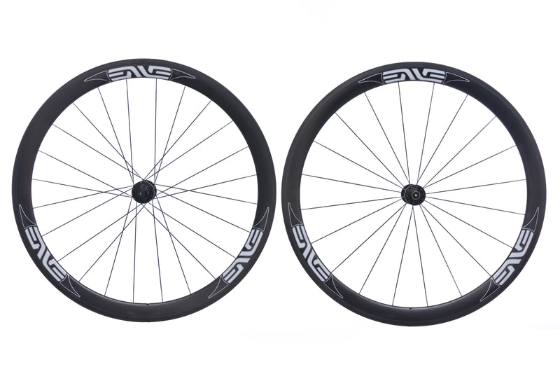 ENVE DT Swiss 240 Carbon Tubular 700c Wheelset drive side