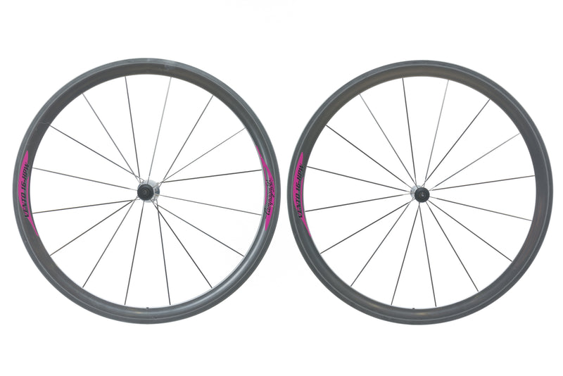 Campagnolo Vento 16-HPW Aluminum Clincher 700c Wheelset drive side