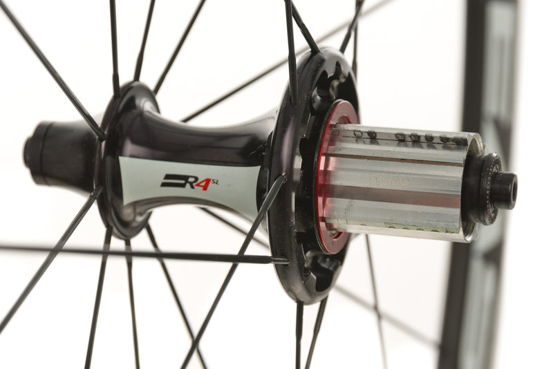 Easton EC90 Carbon Tubular Wheelset drivetrain