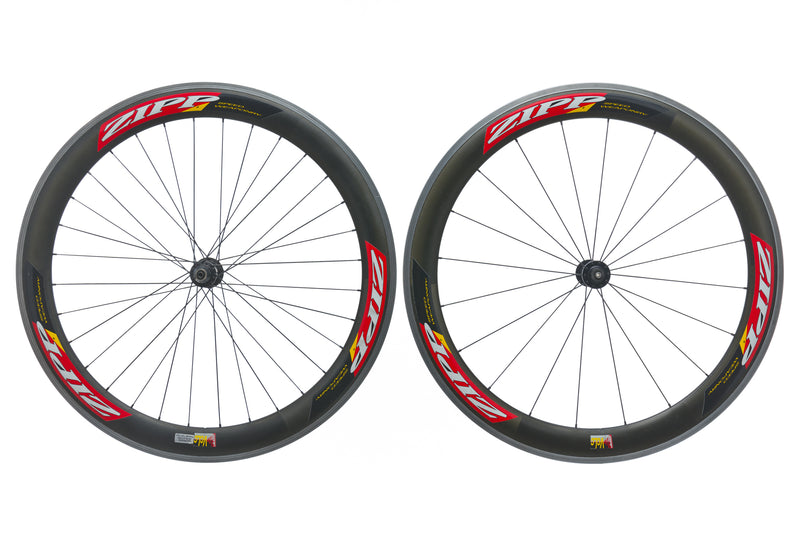 Zipp Speed Weaponry 404 Carbon Clincher 700c Wheelset drive side