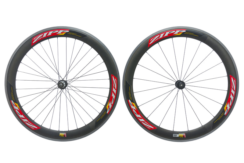 Zipp Speed Weaponry 404 Carbon Clincher 700c Wheelset non-drive side