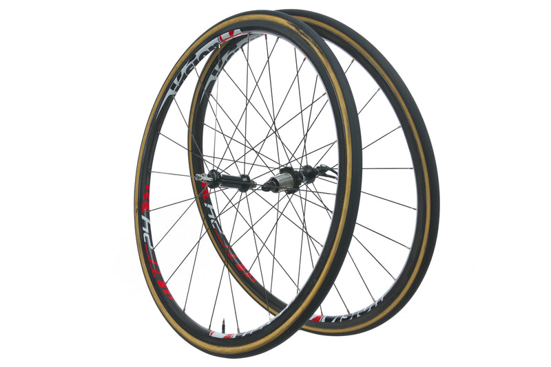 Vision TC24 Tubular Wheelset drive side