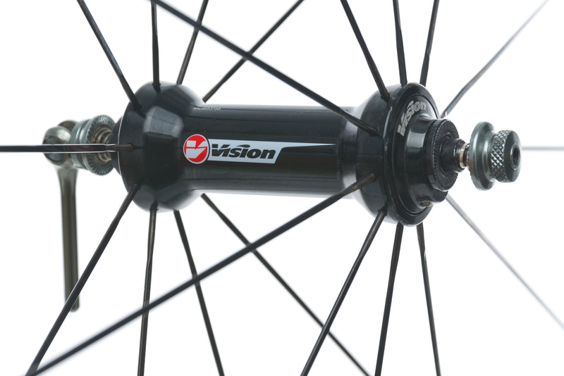 Vision TC24 Tubular Wheelset non-drive side