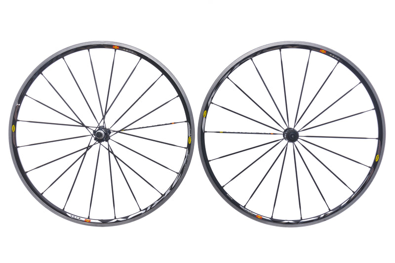 Mavic Ksyrium Road Bike Wheelset 700c drive side