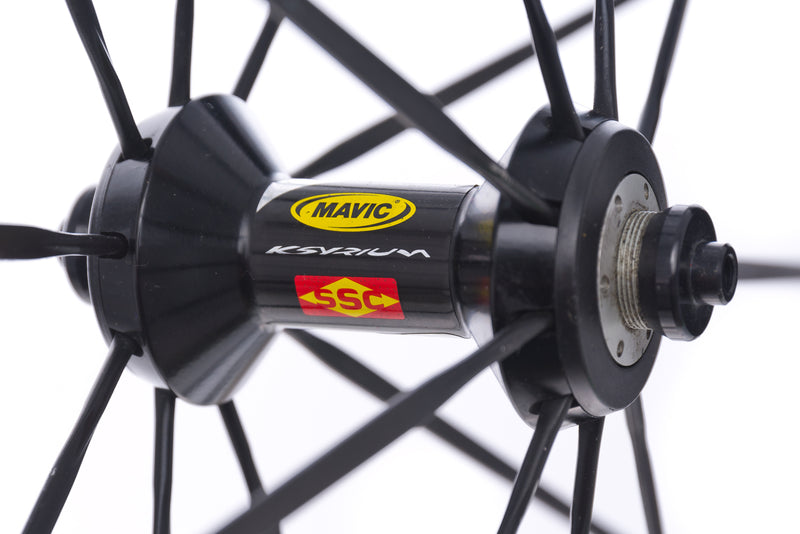 Mavic Ksyrium Road Bike Wheelset 700c sticker