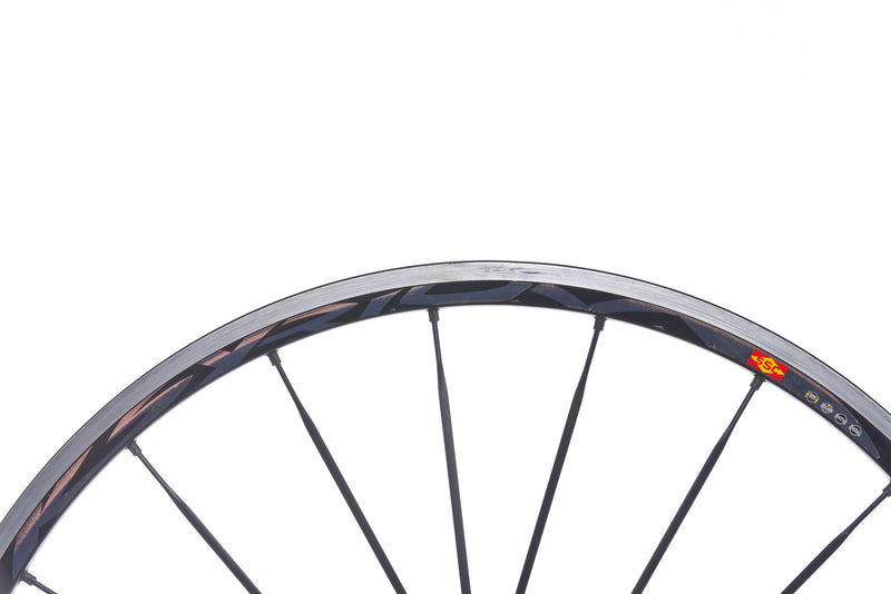 Mavic Ksyrium Road Bike Wheelset 700c front wheel