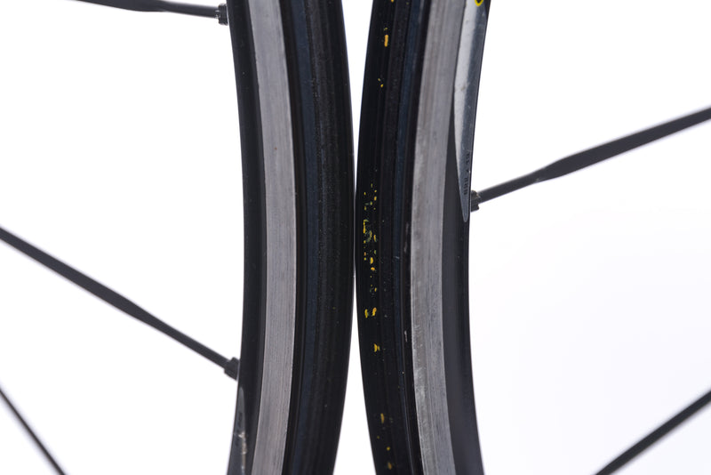 Mavic Ksyrium Road Bike Wheelset 700c cockpit