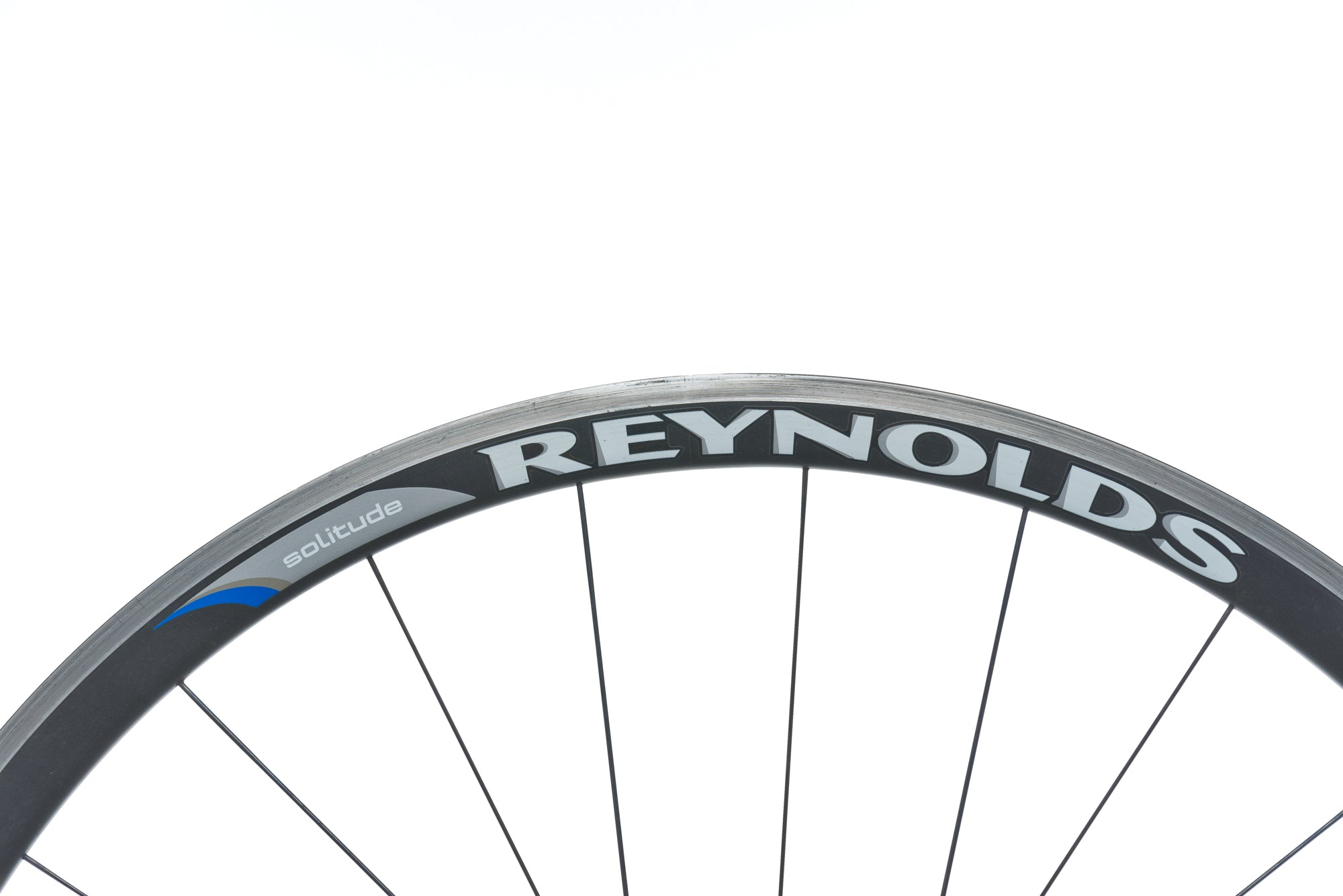 Reynolds Solitude Aluminum Clincher 700c Rear Wheel front wheel