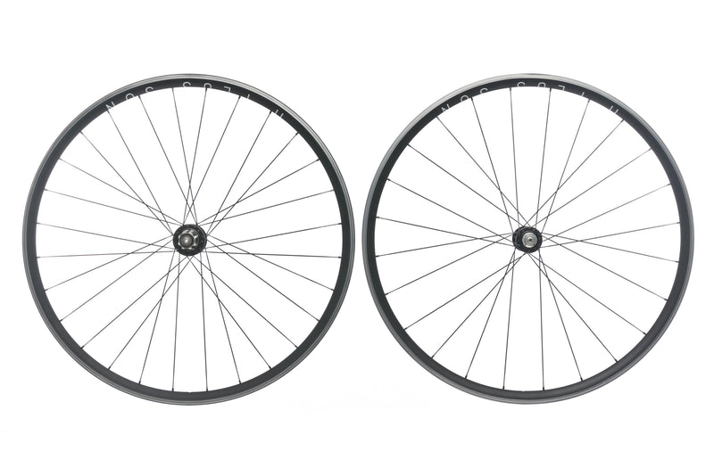 H Plus Son Archetype to Chris King R45 Aluminum Clincher 700c Wheelset non-drive side