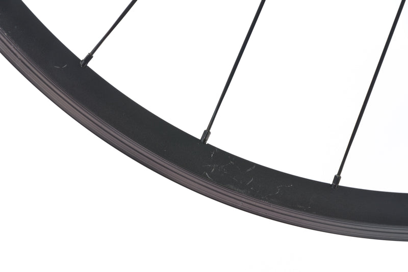 H Plus Son Archetype to Chris King R45 Aluminum Clincher 700c Wheelset cockpit