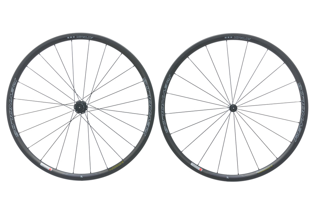 Reynolds Attack Carbon Tubeless 700c Wheelset non-drive side