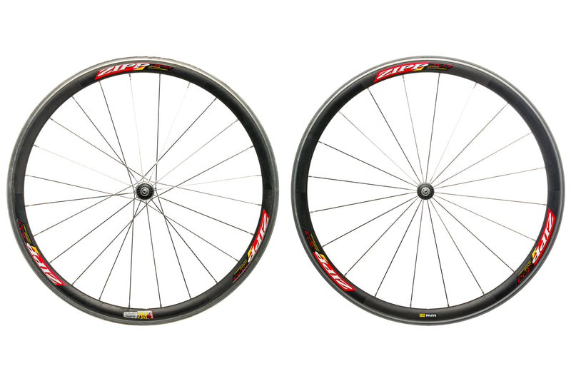 Zipp 303 Carbon Clincher 700c Wheelset drive side