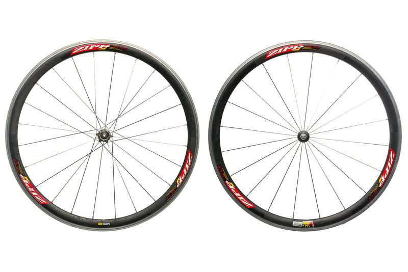 Zipp 303 Carbon Clincher 700c Wheelset non-drive side