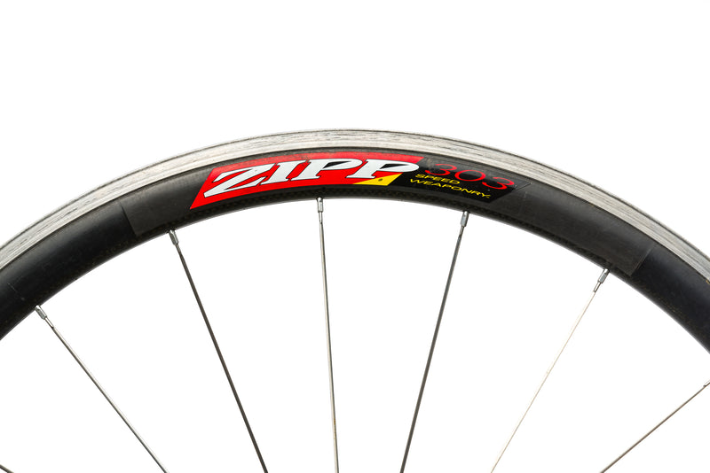 Zipp 303 Carbon Clincher 700c Wheelset cockpit