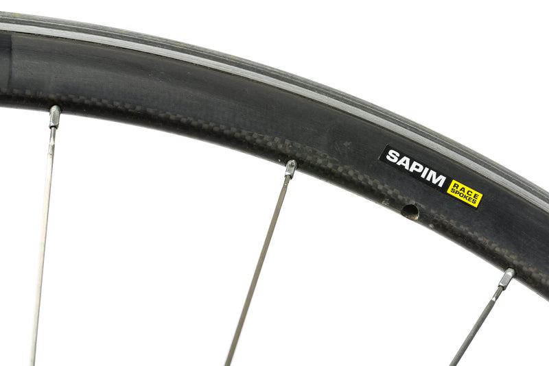 Zipp 303 Carbon Clincher 700c Wheelset detail 2
