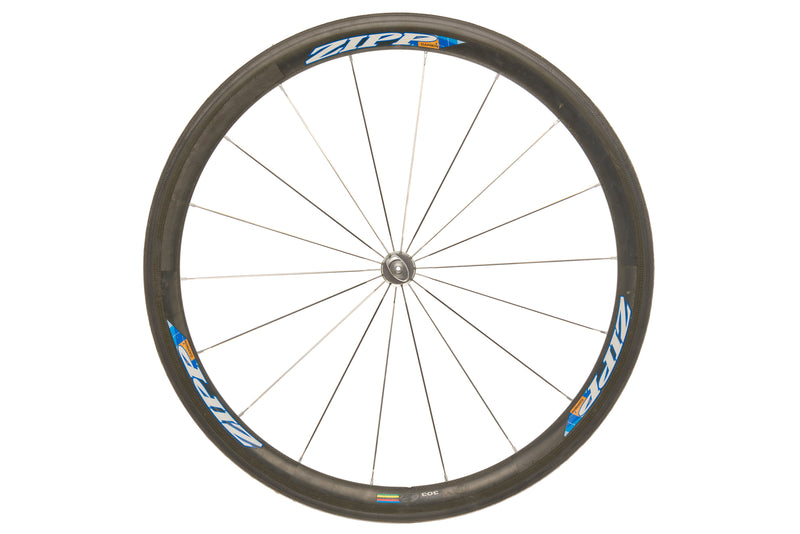 Zipp 303 Carbon Tubular 700c Front Wheel non-drive side