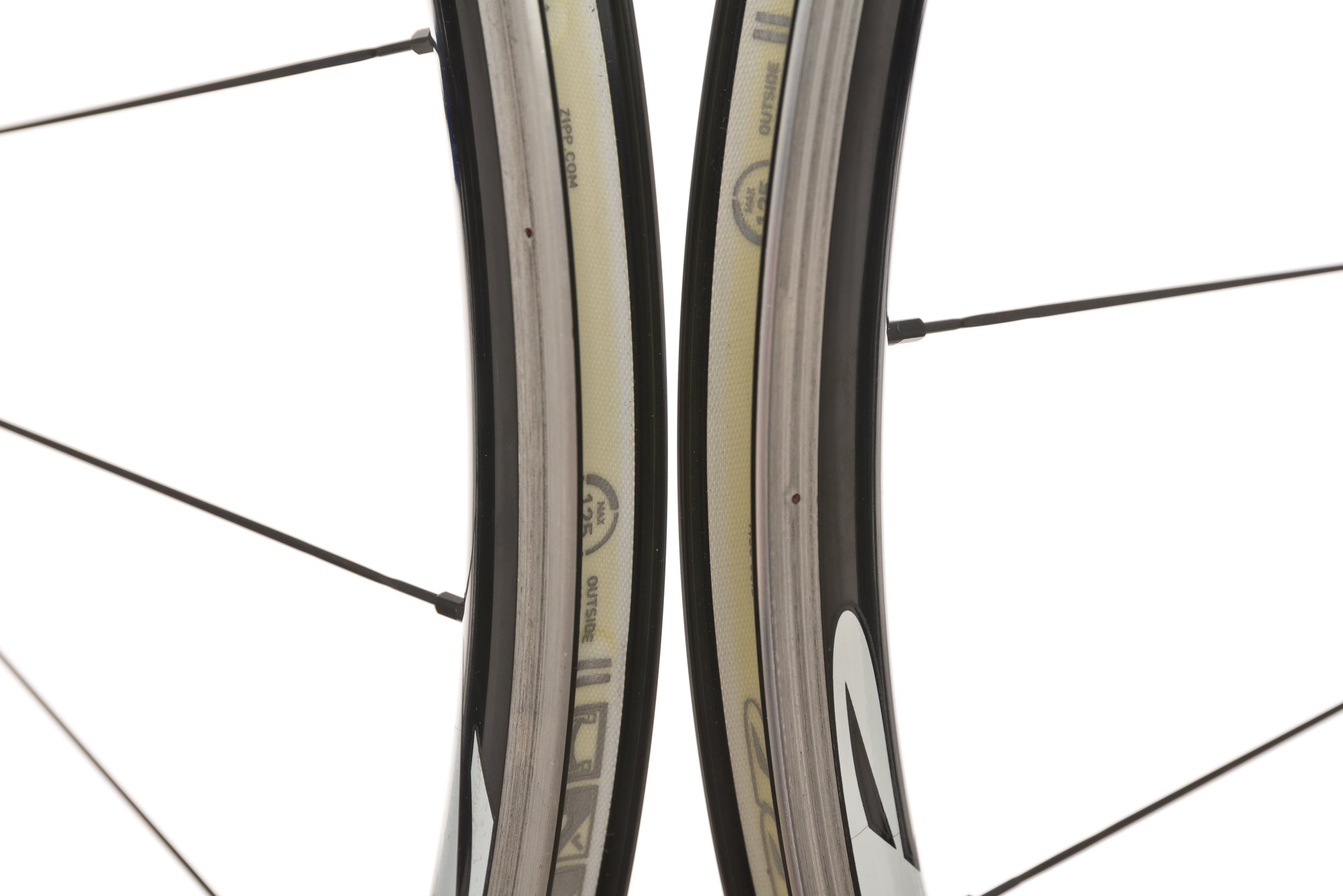 Zipp 101 Road Bike Wheelset front wheel