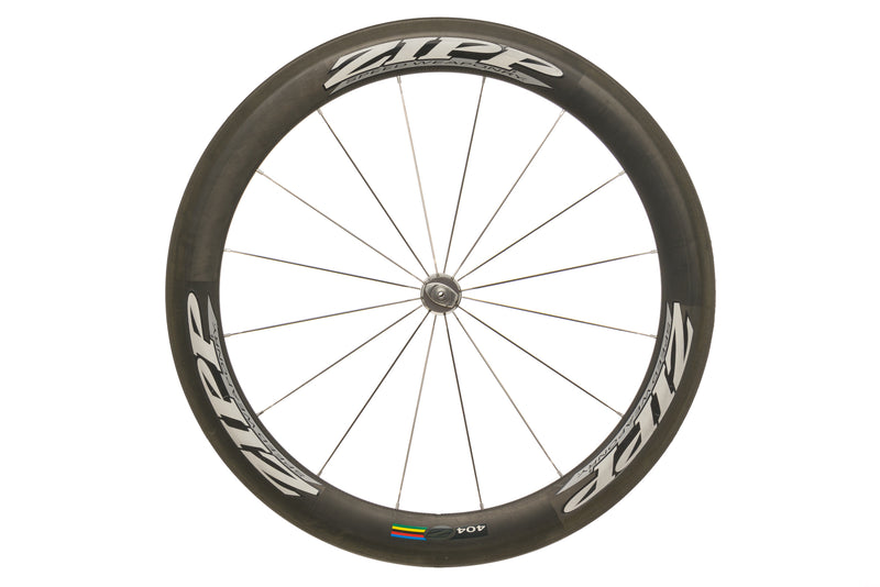 Zipp 404 Carbon Tubular 650c Front Wheel drive side
