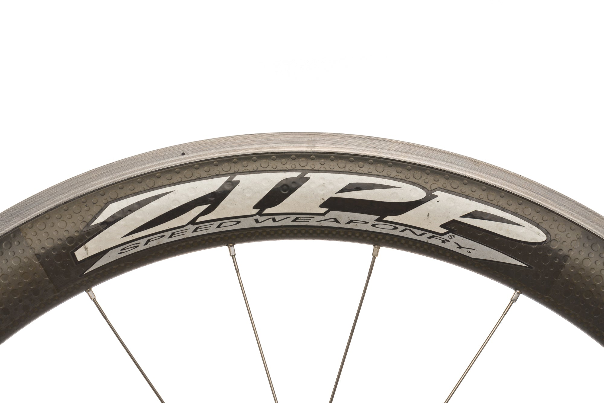 Zipp 404 Powertap SL+ Carbon Clincher 700c Wheelset cockpit