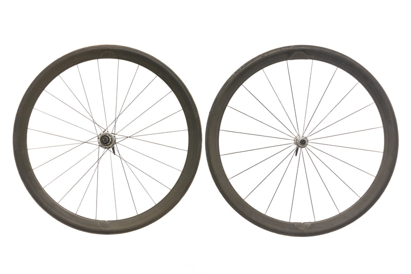 White Industries Carbon Tubular 700c Wheelset non-drive side