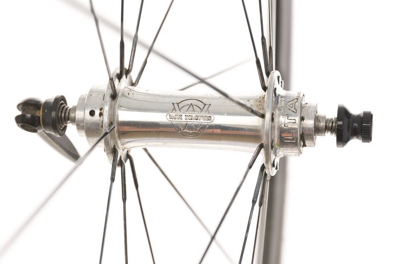 White Industries Carbon Tubular 700c Wheelset sticker