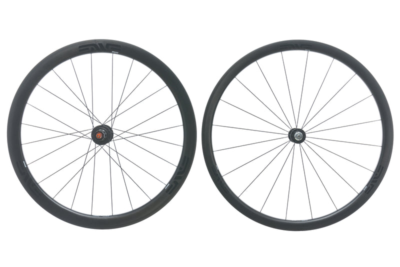 Enve SES 3.4 / Powertap G3 Carbon Clincher 700c Wheelset non-drive side