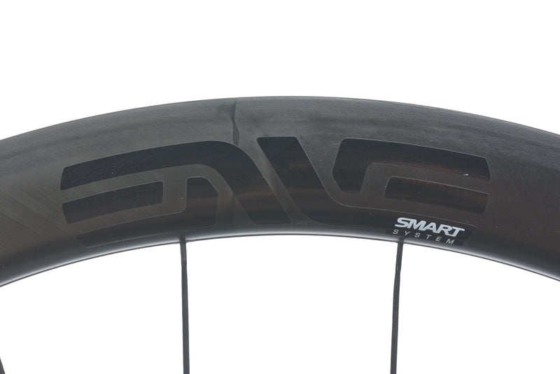 Enve SES 3.4 / Powertap G3 Carbon Clincher 700c Wheelset cockpit