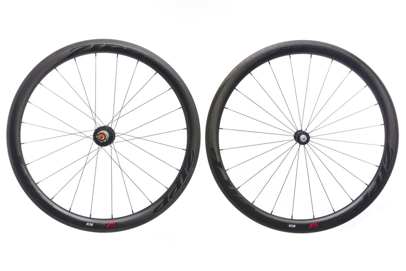 Zipp 303 Firecrest / CycleOps PowerTap Carbon Clincher 700c Wheelset non-drive side