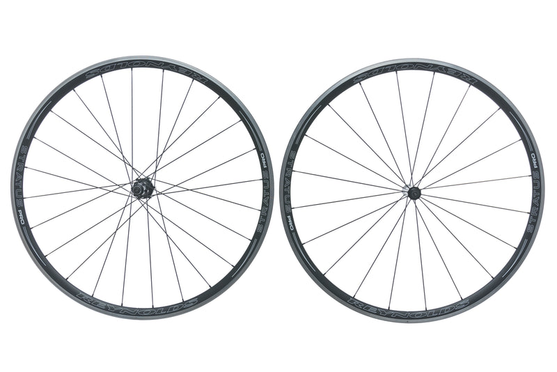 Reynolds Stratus Pro Aluminum Clincher 700 Wheelset drive side