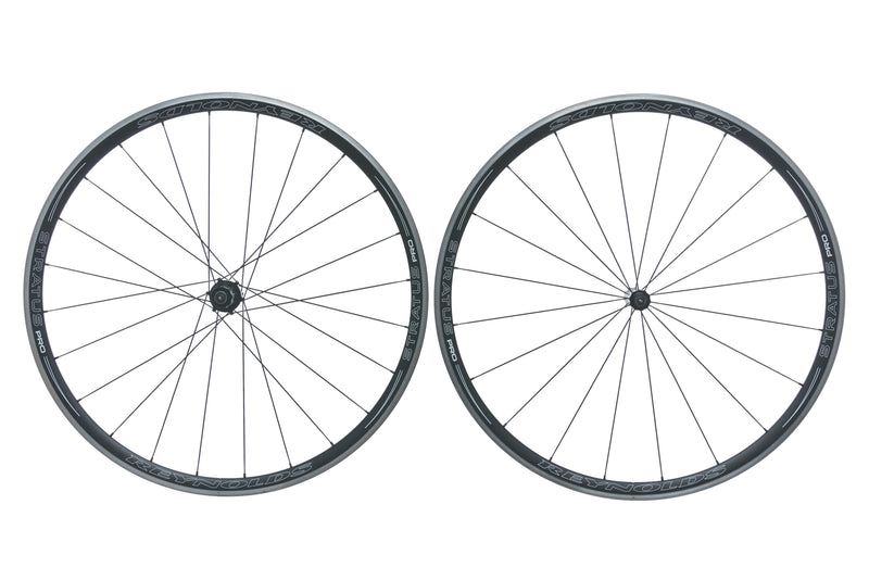 Reynolds Stratus Pro Aluminum Clincher 700 Wheelset non-drive side