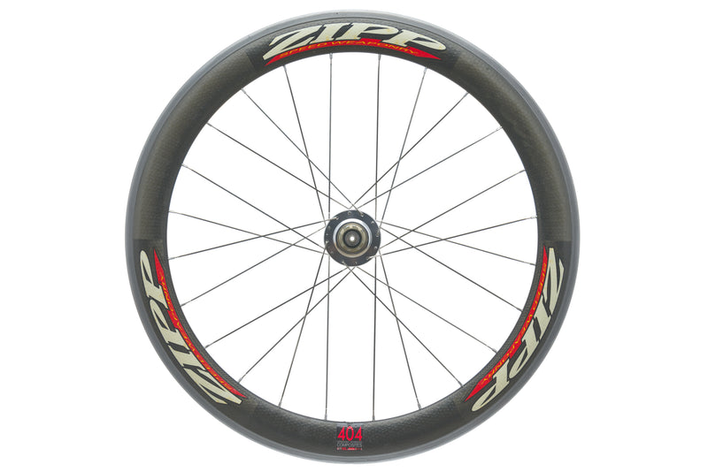 Zipp 404 / CycleOps SL Powertap Aluminum Clincher 700c Rear Wheel drive side