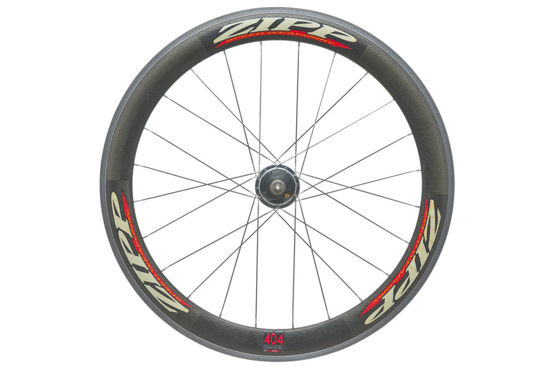 Zipp 404 / CycleOps SL Powertap Aluminum Clincher 700c Rear Wheel non-drive side