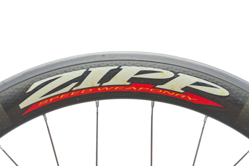 Zipp 404 / CycleOps SL Powertap Aluminum Clincher 700c Rear Wheel front wheel