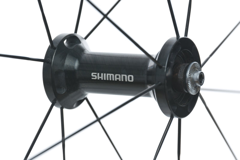 Shimano WH-RS610 Aluminum Clincher 700c Front Wheel sticker