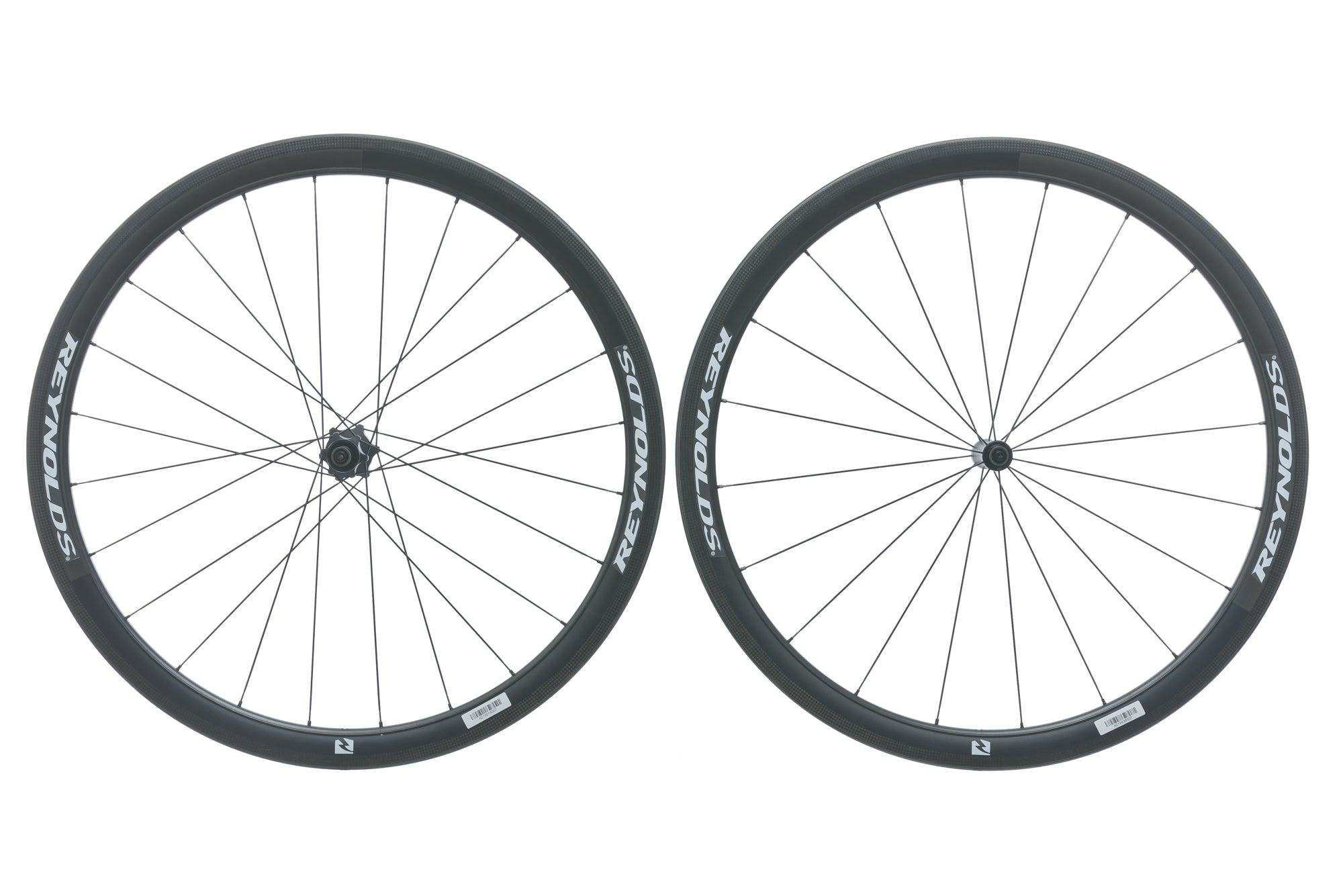 Reynolds Assault Carbon Clincher 700c Wheelset drive side